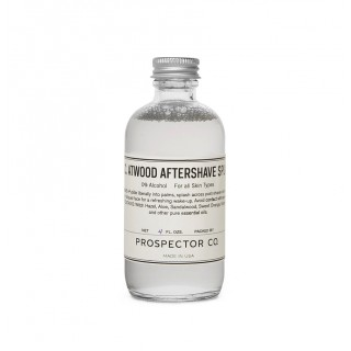 Après rasage Prospector K.C Atwood Aftershave