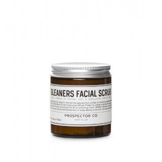Gommage homme Prospector Co visage Gleaners Facial Scrubs