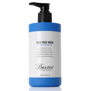 Baxter Daily Face Wash nettoyant visage