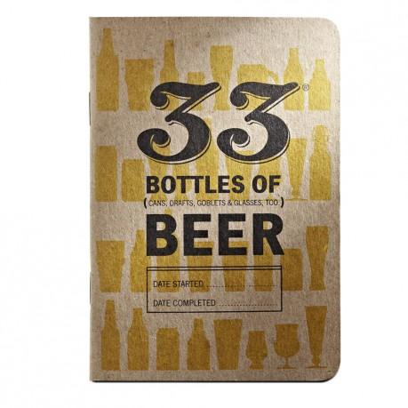 Carnet de dégustation bières
