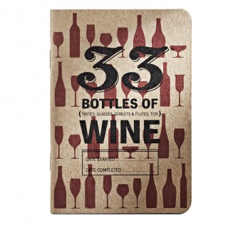 Carnet de dégustation vin