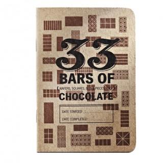 Carnet de dégustation chocolat