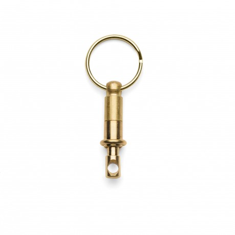 Porte clé Attache rapide en laiton