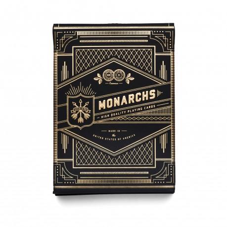 Jeu de cartes Monarch theory11 monarchs