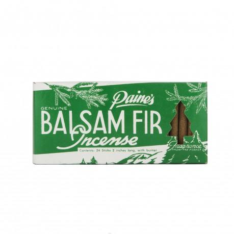 Encens sapin baumier Paine's Balsam Fir