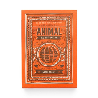 Jeu de cartes Animal Kingdom Theory11 et WWF