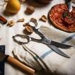 Ciseaux de cuisine multifonctions inox