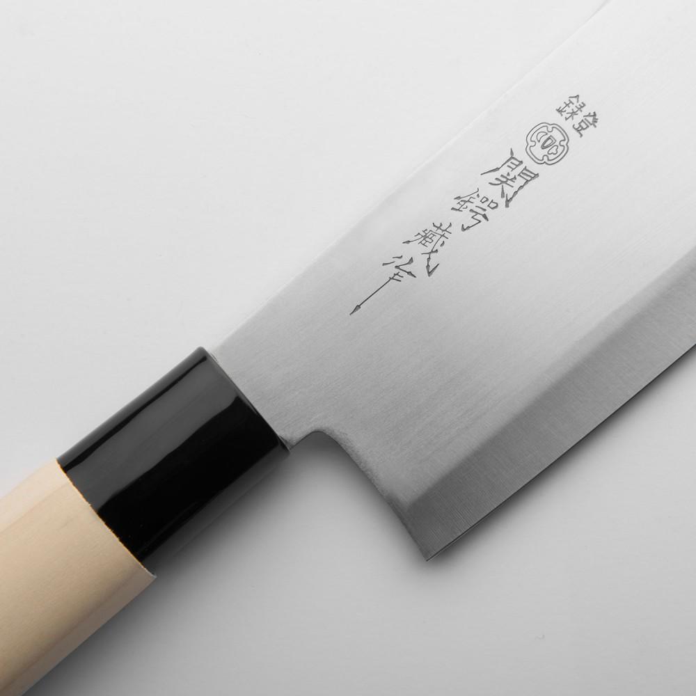 couteau japonais nakiri