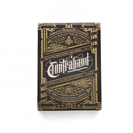 Jeu de cartes Contraband Theory11