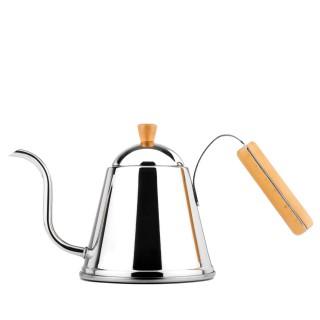 Bouilloire versante japonaise pour le café